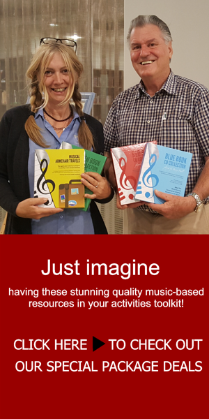 Just Imagine having these stunning quality music-based resources in your activities toolkit!