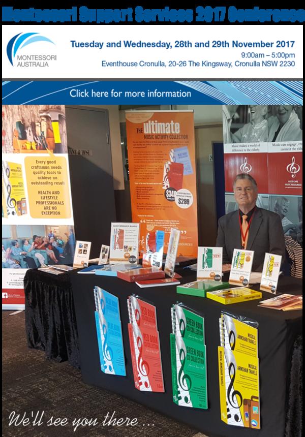 Montessori Support Services 2017 Conference