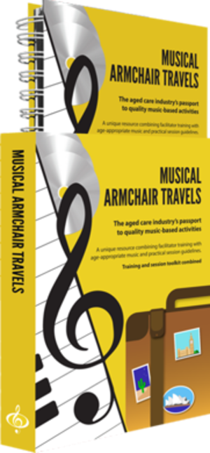 Musical Armchair Travels - Buy Now