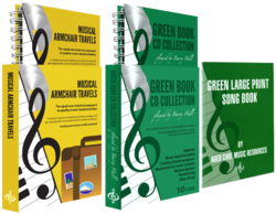 Musical Armchair Travels and Green Book CD Collection