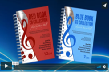 Watch Blue and Red Book CD Collection promo video