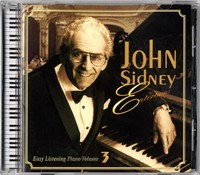 John Sidney Easy Listening Piano Volume 3
