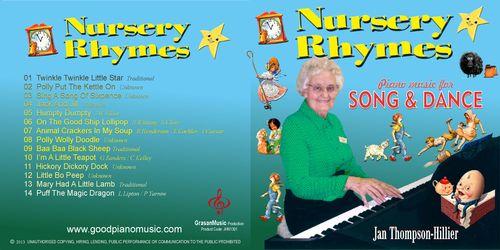 Nursery Rhymes - Jan Thompson-Hillier