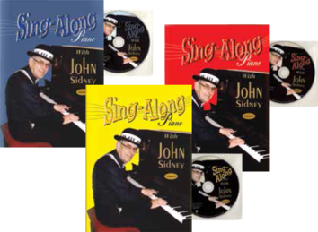 Sing-Along Piano Songbooks
