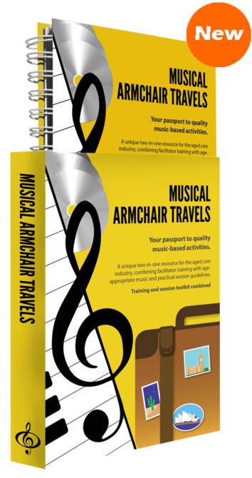 Musical Armchair Travels NEW