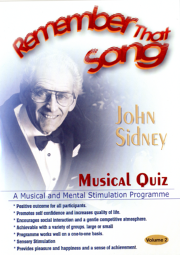 Remember That Song Musical Quiz Volume 2