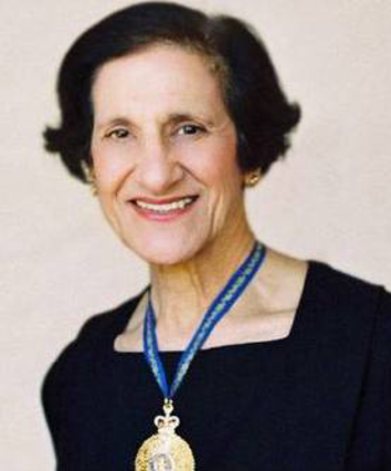 Dame Marie Bashir Armchair Travels Foreword