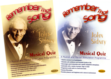 Remember That Song Musical Quizzes Volumes 1 & 2