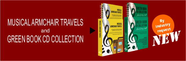 Musical Armchair Travels and GreMuen book CD Collection
