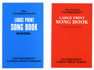 Blue & Red Songbooks