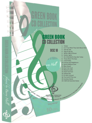 Green Book CD 10