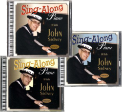 John Sidney Sing-along 3 CD Set