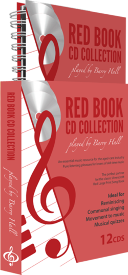 Red Book CD Collection played by Barry Hall AOM