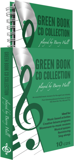 Green Book CD Collection Music Samples