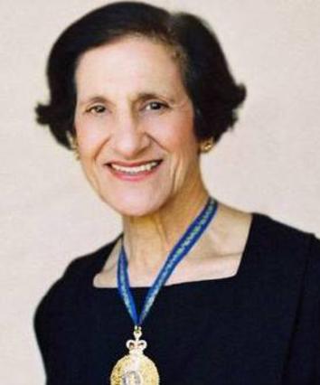 Dame Marie Bashir Armchair Travels Foreword