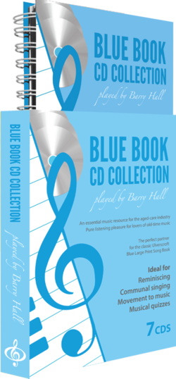 Blue and Red Book CD Collection played by Barry Hall AOM
