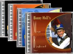 Sample Barry Hall CD Collection