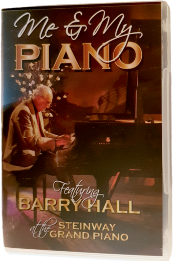 Me And My Piano by Barry Hall OAM