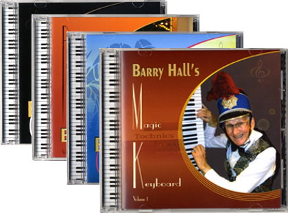 Barry Hall's CD Collection